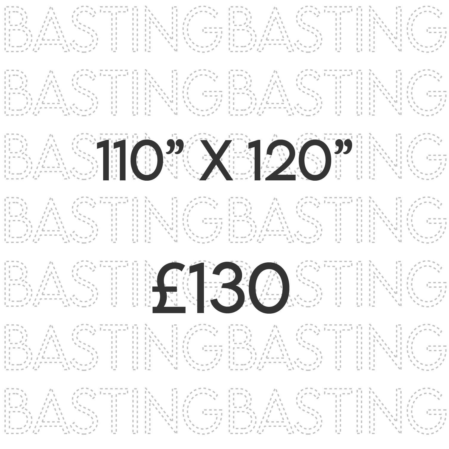 110x120baste