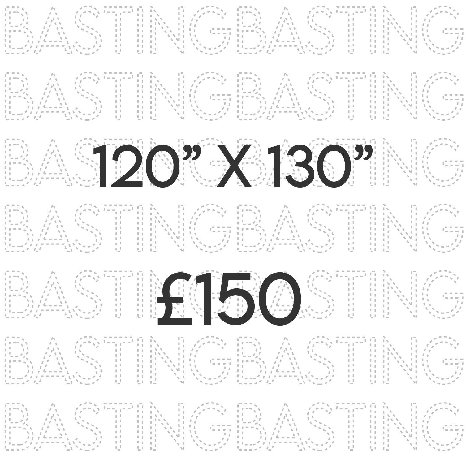 120x130baste