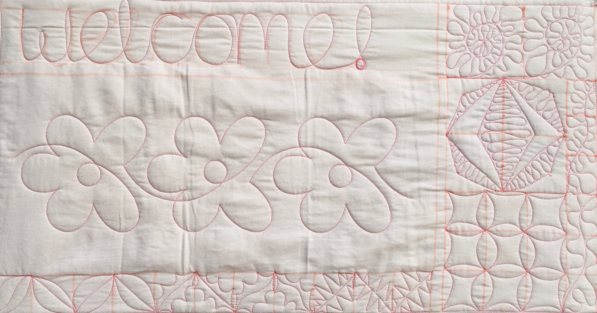 Introduction to Longarm Quilting Class with Tracey Pereira