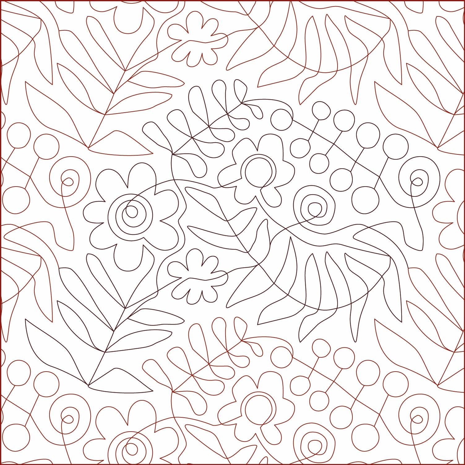 Fun Flowers Detail-01
