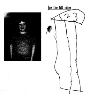 joe the lift rider