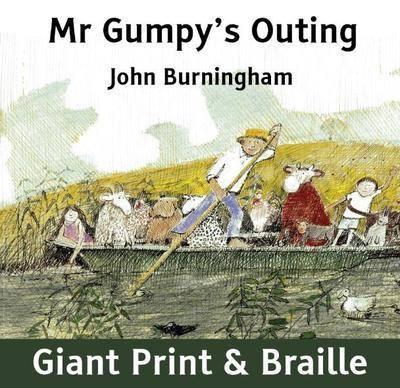 Mr Gumpy's Outing by John Burningham
