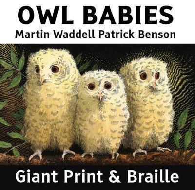 Owl Babies by Martin Waddell & Patrick Benson