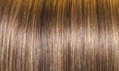 #4/27 Brown/Strawberry Blonde Wefts straight - 18