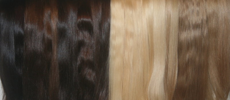 Remy PREMIUM Hair - Russian WEFT (Incl VAT) - 100g