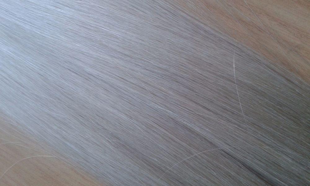 #60/Grey Nail Tips