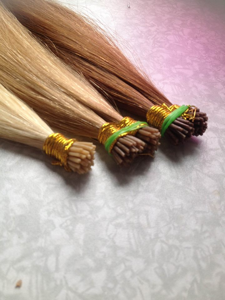 Hair Extensions Tipping and Re-Tipping Training