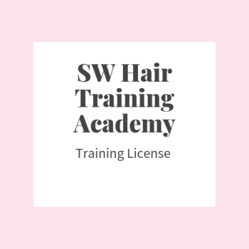 Hair Extensions Training License:- For the BRAND NEW BEGINNER | TRAIN THE TRAINER