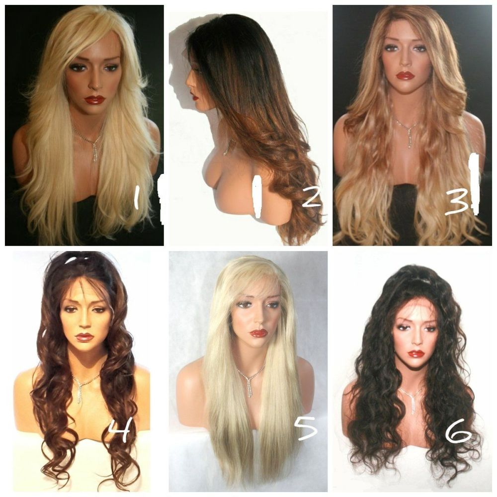 SW Hair Extensions - Indian Remy, Russian & European Hair - Sample Pack