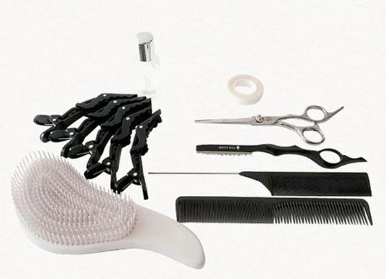 MINI STARTER Hair Extensions Kit - TAPE HAIR