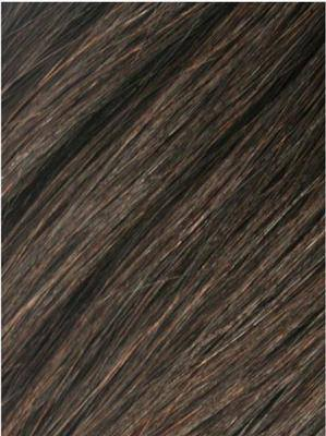 Colour #2 Darkest Brown Remy Elite Hair Clip-ins (Full head)