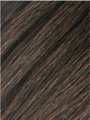 Colour #2 Darkest Brown Remy Elite Hair Clip-ins (Full head)