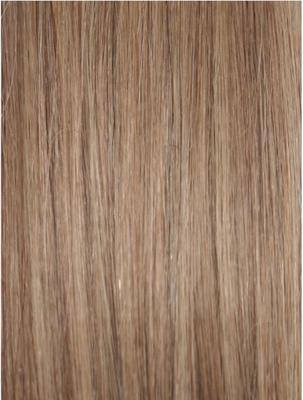 Colour #12 Honey Brown Remy Elite Hair Clip-ins (Full head)