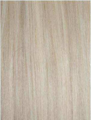 Colour #22 Beige Blonde Remy Elite Hair Clip-ins (Full head)