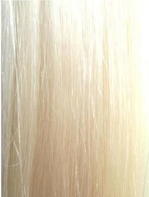 Colour #613 Bleach Blonde Remy Elite Hair Clip-ins (Full head)
