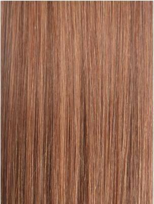 Colour #30 Medium Auburn Remy Elite Hair Clip-ins (half head)
