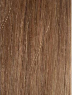 #8 Light Brown Wefts straight