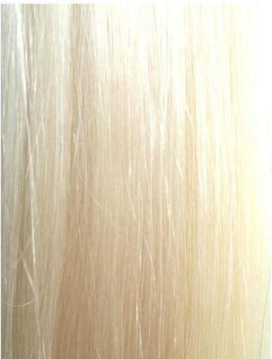 #613 Bleach Blonde Stick Tips (Straight)