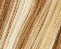#6/613 Chestnut Brown/Bleach Blonde Stick Tips (Straight)