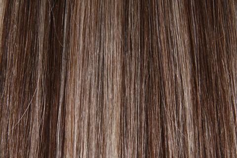 #4/613 Brown / Bleach Blonde Stick Tips (Straight)