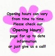 Opening hours splat