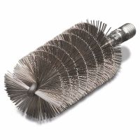 <!-- 057-->Stainless Cylinder Wire Brush 57mm x W1/2