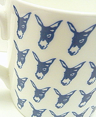 PS Donkey mug c/up