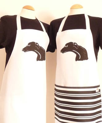 Greyhound Apron