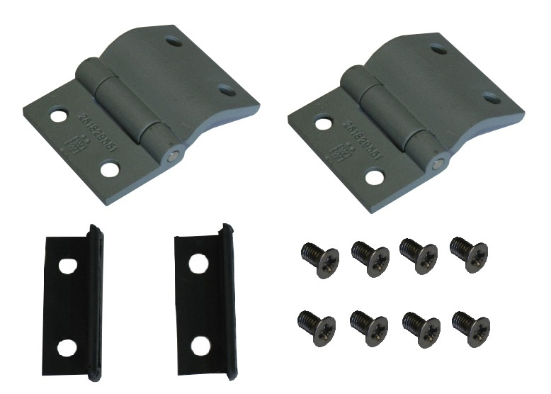 Engine Lid Hinge, Seals & Screws Ki, All Top Quality 55-75.   261-829-551KI