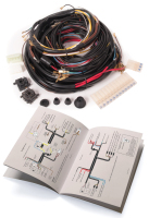 Complete Wiring Loom 70-71.   211-971-028JC