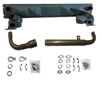 Complete Silencer Kit, Type 1 engine ->76.   211-251-050
