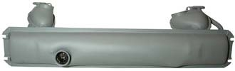 Exhaust Silencer 76-79 (For 1-piece Tailpipe) 211-251-051LT