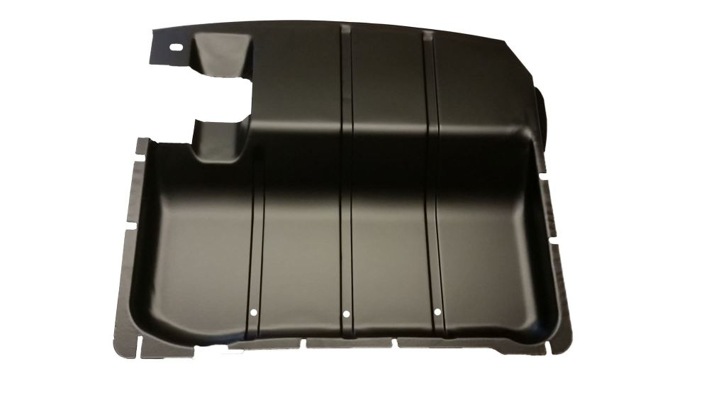 Under Cab Floor Pedal Tray LHD 55-66.   211-703-609B