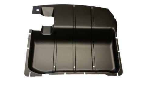 Under Cab Floor Pedal Tray LHD 55-66.   211-703-609B