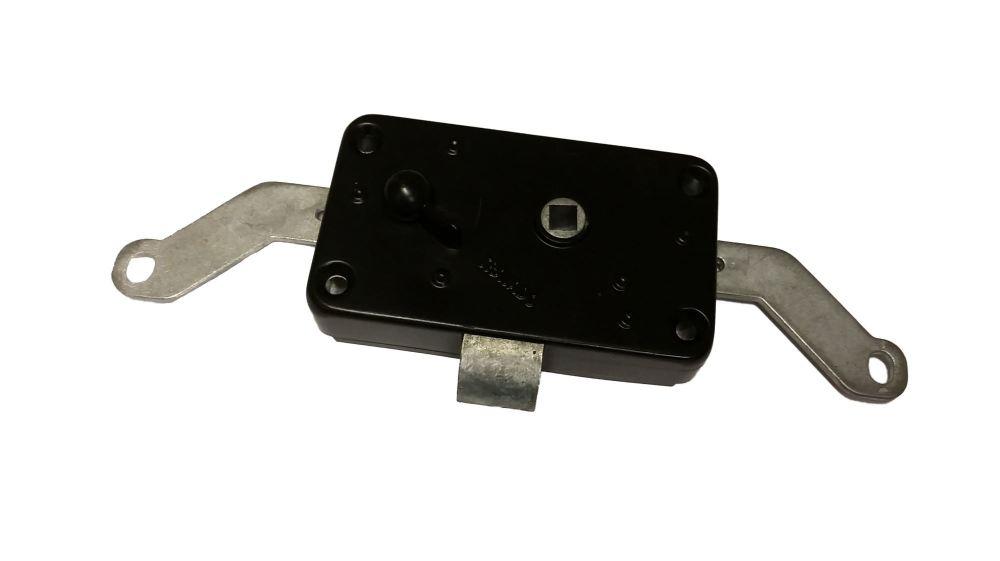 Side Cargo Door Lock Mechanism 55-67.   211-841-605