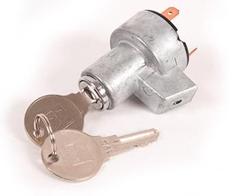 Top Quality Ignition Barrel & Key 55-67, Wolfsburg West.   211-905-811