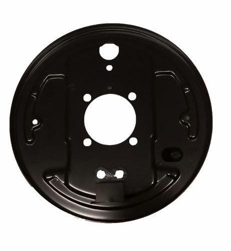 Backing Plate, Rear Left 8/63-67.   211-609-439B