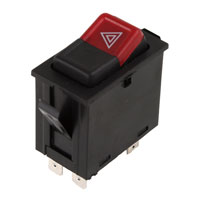 Hazard Switch 80-83 & MK1 Golf 81-83.   161-953-235B