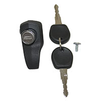 Tailgate Lock 72-79.   211-829-231R
