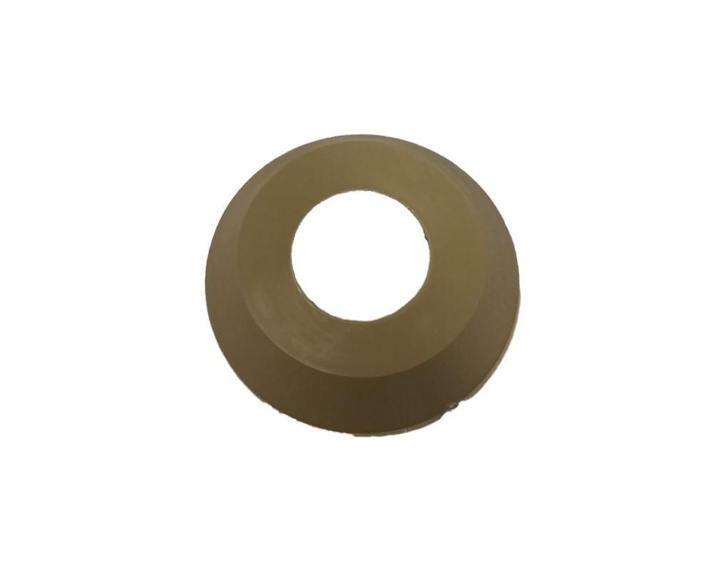 Inner Cab Door Handle Collar, Beige 60-66.   211-837-235