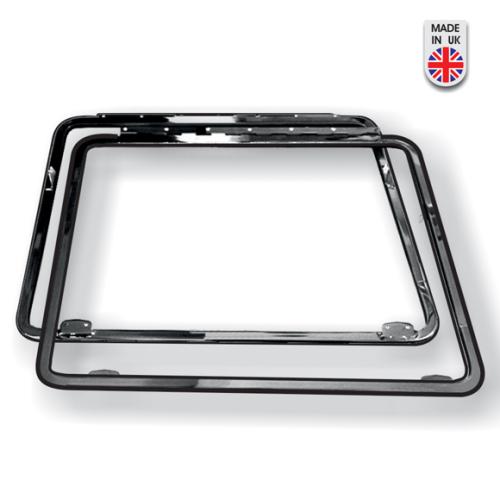 Safari Window Kit Polished 55-67.   211-847-412P