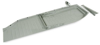 Beetle Floor Pan, Right, 58-70, Top Quality Wolfsburg West.   111-701-062M