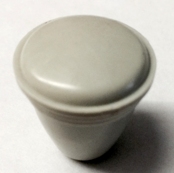 Headlight Switch Knob & Choke/Fuel Reserve Cable, Grey ->67.   113-941-541GY