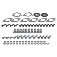 Exhaust fitting kit 86-92, Petrol 025-298-009