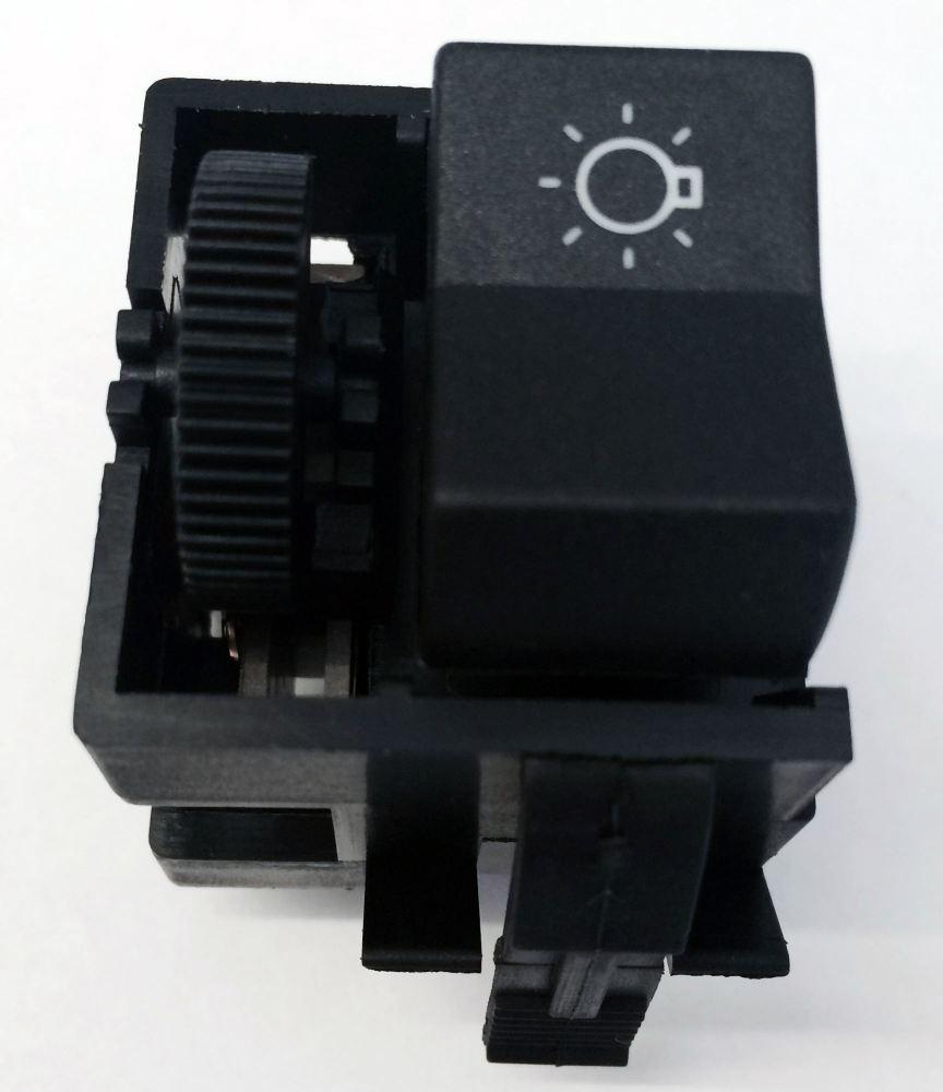 Headlight Switch T25, Golf, Scirocco & Jetta.   251-941-531M