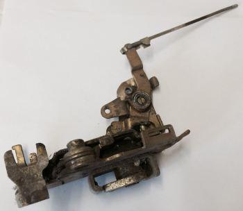 Used Cab Door Lock Mechanism 74-79 Left. 211-837-015H