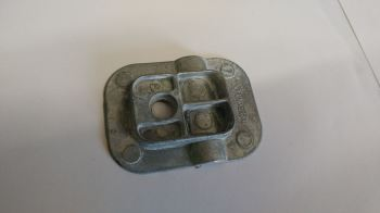 Middle Seat Hold Down Clamp, Cheaper Repro 55-79 (4 Req'd).   221-883-861A