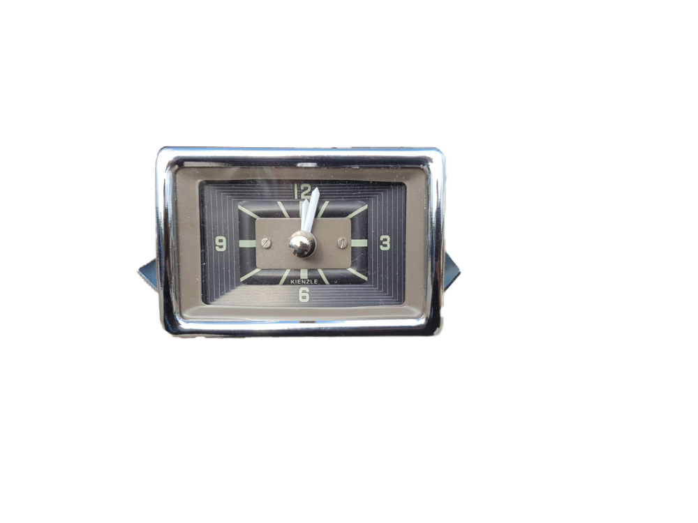 Deluxe Clock, Top Quality, fits 6v or 12v.   241-919-197