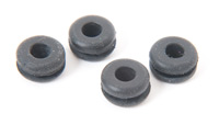 Air Distribution Flap Grommets 55-67, Set of 4.    211-817-825