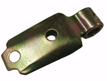 Clutch cable Bracket 68-92.  002-301-161A